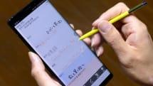 まるでウィークリーのビジネス手帳!ドコモ版Galaxy Note9の「てがき手帳」アプリでできること