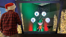 Mall of America debuts helpful holographic elf for the holidays