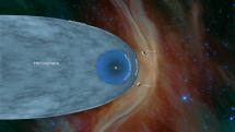 NASA's Voyager 2 probe has entered interstellar space