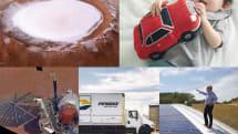 火星のクレーターに万年氷・NSXの音で夜泣き防止・AIと衛星画像で太陽光発電設備を把握 : #egjp 週末版147