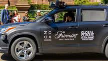 自動運転車による乗客輸送サービスがカリフォルニア州で初認可