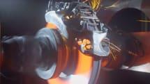 來見識一下 Bugatti 首款透過 3D 列印技術試做的煞車卡鉗吧