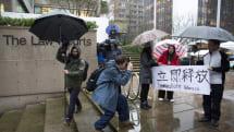 中国当局、カナダ元外交官を拘束。一方、カナダはファーウェイCFOを保釈