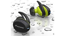パイオニアの完全ワイヤレスイヤホンに防水対応の新モデルが登場!2019年1月下旬に発売