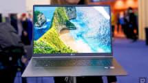 13型MacBook Proより軽い17型ノートPC「LG gram」の実機に触れる