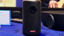 Anker 的新款便攜投影機將解析度提升到了 720p