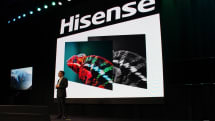 Hisense's new ULED XD has two panels, instead of one