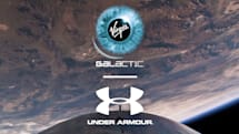 Under Armour will make the space suits for Virgin Galactic flights