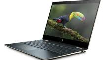 新款 HP Spectre x360 是首款使用 AMOLED 螢幕的 15 吋筆電