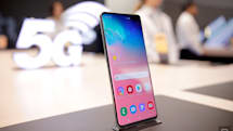 The 5G Galaxy S10 is coming to South Korea first in April