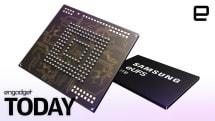 1チップで1TB、最高速度1GB/秒。スマホ向け高性能ストレージをサムスンが開発