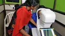 Verily's algorithm helps prevent eye disease in India