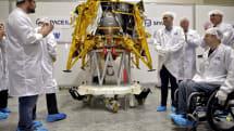 SpaceIL 的小登月探测器终于升空了