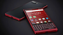 BlackBerry KEY2 RED Edition発表。100台限定、8万9800円で4月中旬国内発売