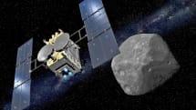 はやぶさ2、小惑星リュウグウのサンプル採取に向け降下開始決定! 2月22日タッチダウンへGO