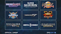 'Super Smash Bros. Ultimate' has replaced 'Melee' at Evo 2019
