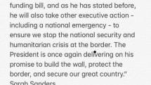 米政府、 iPhoneメモのスクショで国家非常事態宣言を声明。若干ミスる