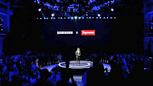 Samsung ends its sketchy Supreme collaboration