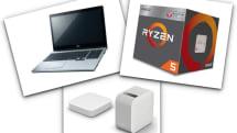 2月13日のできごとは「Ryzen 5 2400G 発売」「GRANNOTE 発売」ほか:今日は何の日?