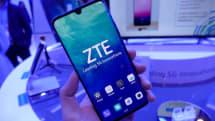 ZTEの5Gスマホ「AXON 10 Pro 5G」は人体への影響も考慮済み #MWC19