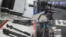 一脚にもなるモバイル三脚やiPhone用望遠レンズにうっとり:「CP+2019」はココを巡るべし!