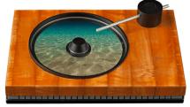 アナログレコード風の液晶ディスプレイ、用途は? JDIが12月量産