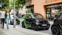 戴姆勒与吉利将建合资公司,帮助 Smart 品牌向电动化转型