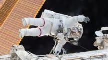 史上初、ISSで女性だけの船外活動が3月29日実施。NASA TVで中継