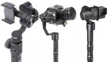 Amazonセール速報3月19日版|スマホ、一眼、GoPro用3軸ジンバルがお買い得に!  #セール #特価
