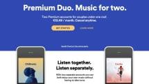 2ユーザー向けでお得なプランSpotify Premium Duo発表。ファミリープランより安く、心ゆくまで音楽を