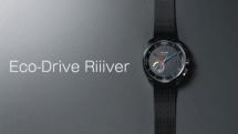 電池交換不要 シチズンの新スマートウォッチ「Eco-Drive Riiiver」がこの秋に発売