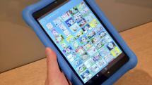 アマゾン、子ども向けFireタブレット発売 書籍や動画見放題で1万4980円