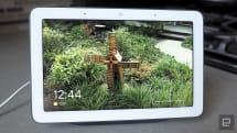 Google、未発表の「Nest Hub Max」の情報を一時掲載、10インチのスマートディスプレイ