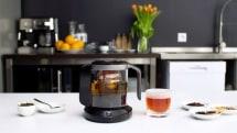 ユーザーの心拍や環境に応じて紅茶を抽出する「Teplo」がクラウドファンディング中