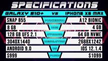Galaxy S10+、ついにiPhone XS Maxにスピードテストで勝利。Wordファイル読込でRAMの差が響く