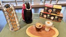 『家庭用スターバックス』ネスレが発売 小型コーヒーマシンに専用カプセル提供