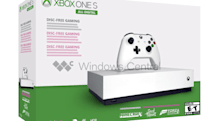Xbox One Sの光学ドライブなし版、5月7日に全世界同時発売?1TBのHDD内蔵、マイクラなど同梱のうわさ