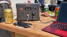 GWの旅行に持っていきたいJackeryの11万mAhポータブル電源レビュー。自作PCも駆動