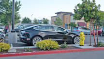 Tesla's parking lot Summon upgrade arrives in the US next week