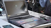 来动手滑一下宏碁 Predator Helios 700 游戏笔电的键盘