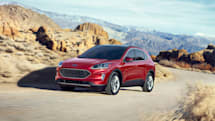 2020 Ford Escape debuts with a complete redesign and a PHEV variant