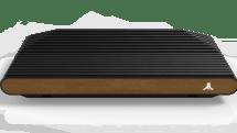 レトロな新型ゲーム機Atari VCS、量産デザインを公開。USBポートが前面に、ただしSDカードスロット廃止