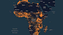 Facebook creates an AI-based map of Africa to help with crisis relief
