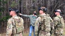 米軍がHololens活用の訓練をデモ。まるで『Call of Duty』のようなインターフェース