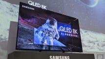 Samsung 在台發表全新 QLED 電視系列,最高達 8K 解析度