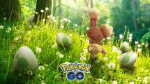 ポケモンGO「タマゴを探せ!」イベント再び。アメ倍増と倍速孵化、ミミロル色違いも