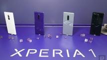 Xperia 手機在 Sony 上財年的出貨量跌至 650 萬台