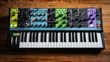 Moog introduces the Matriarch: A four-voice semi-modular analog synth
