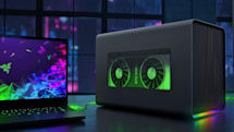 Razer's new eGPU box packs more power and Chroma RGB support