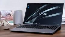 VAIO S15がデザイン一新し登場。第8世代Core Hプロセッサーを採用し4K液晶も選択可能